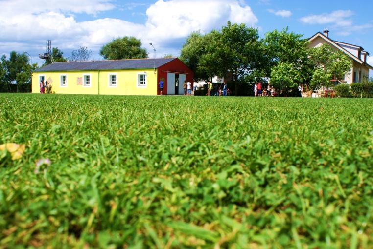 Instalaciones Granja escuela Ria del eo